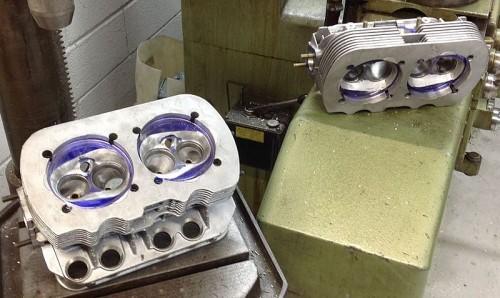 Préparation Culasses Feller